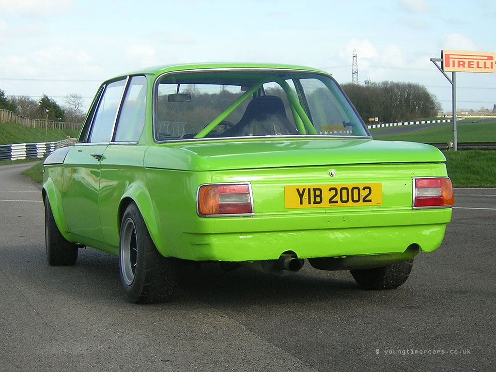 BMW 2002 Tii For Sale >> 1975 BMW 2002 race car | Youngtimer Cars