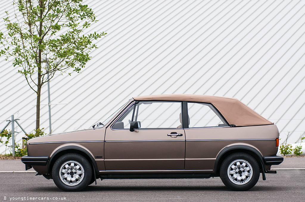 Golf GL Convertible Mk 1